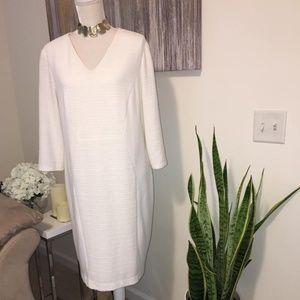Chico's white dress size 3
